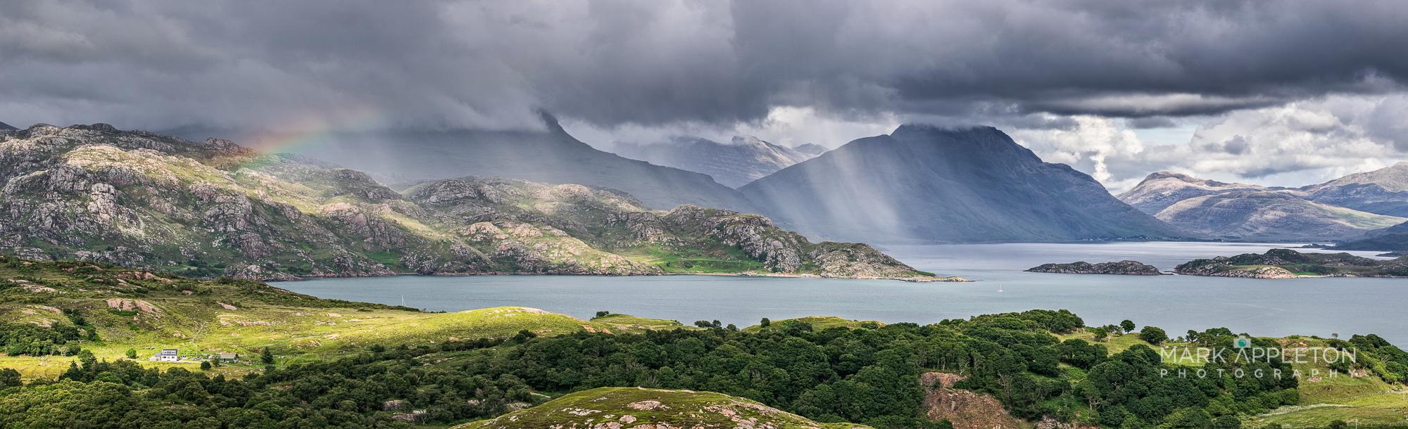 Upper Loch Torridon, Wester Ross