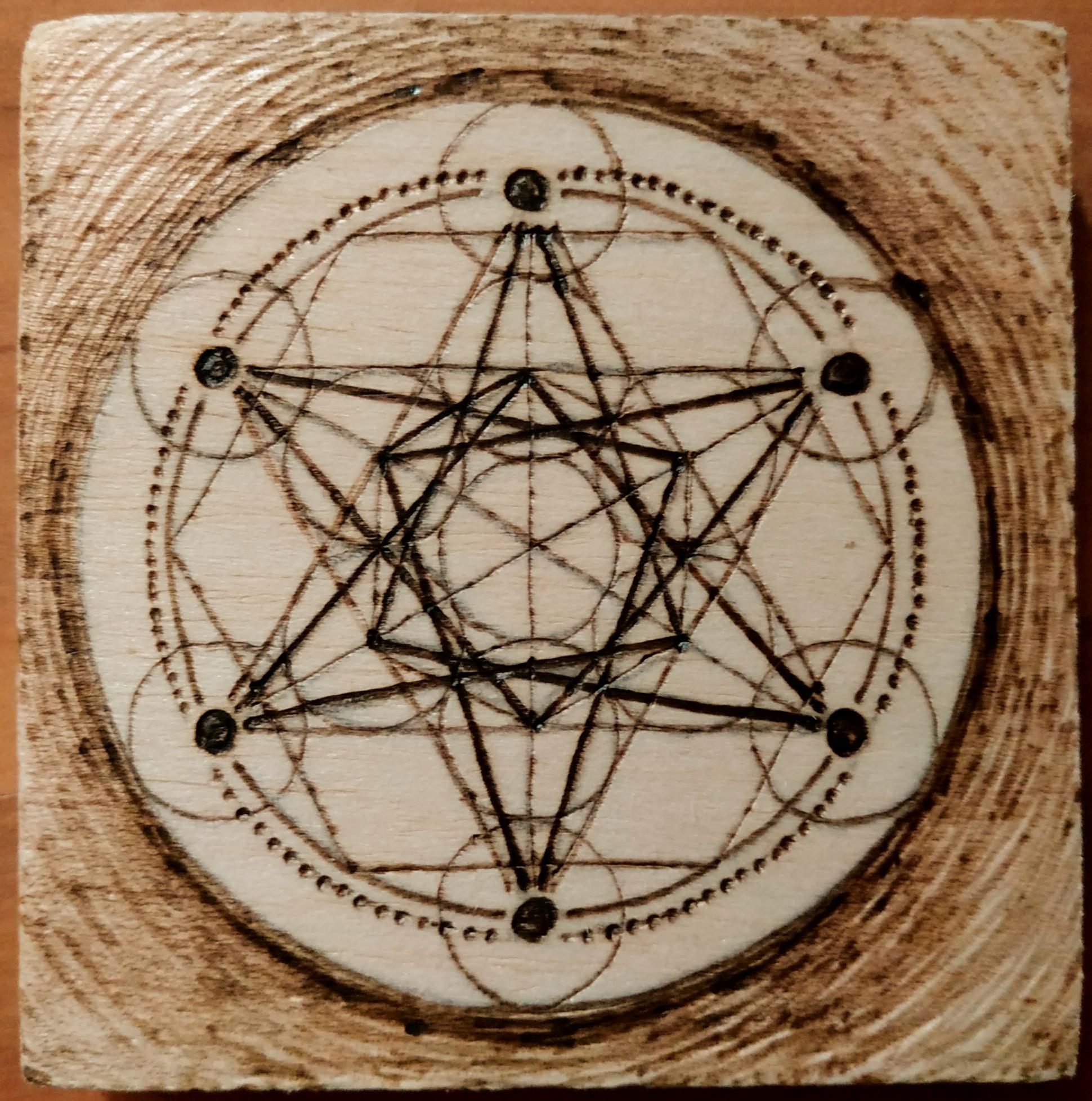Metatronova kocka