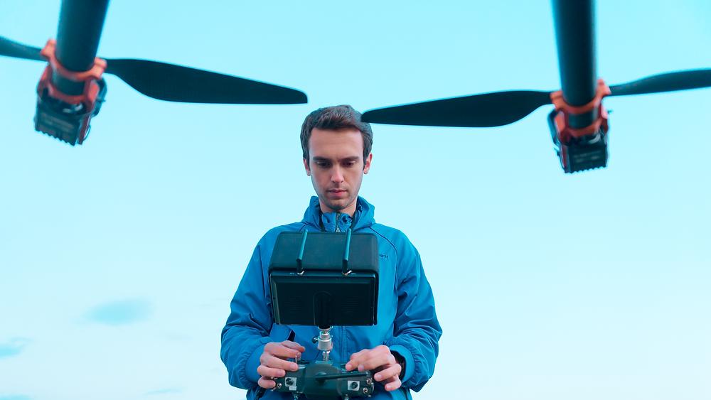 Formación práctica drones