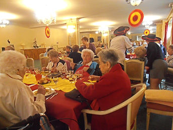personnes âgées cholet