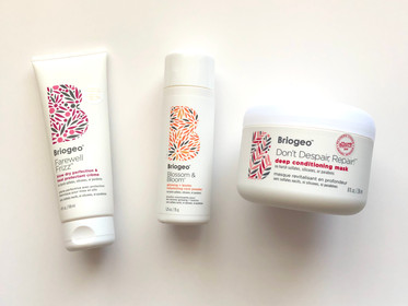 Briogeo hair care favorites