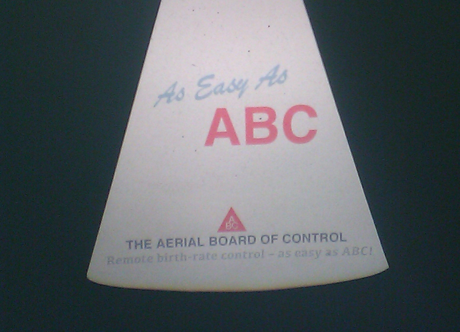 As Easy As ABC
