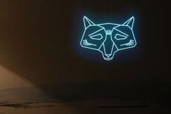 Foxheads Stalk This Land (detail)
