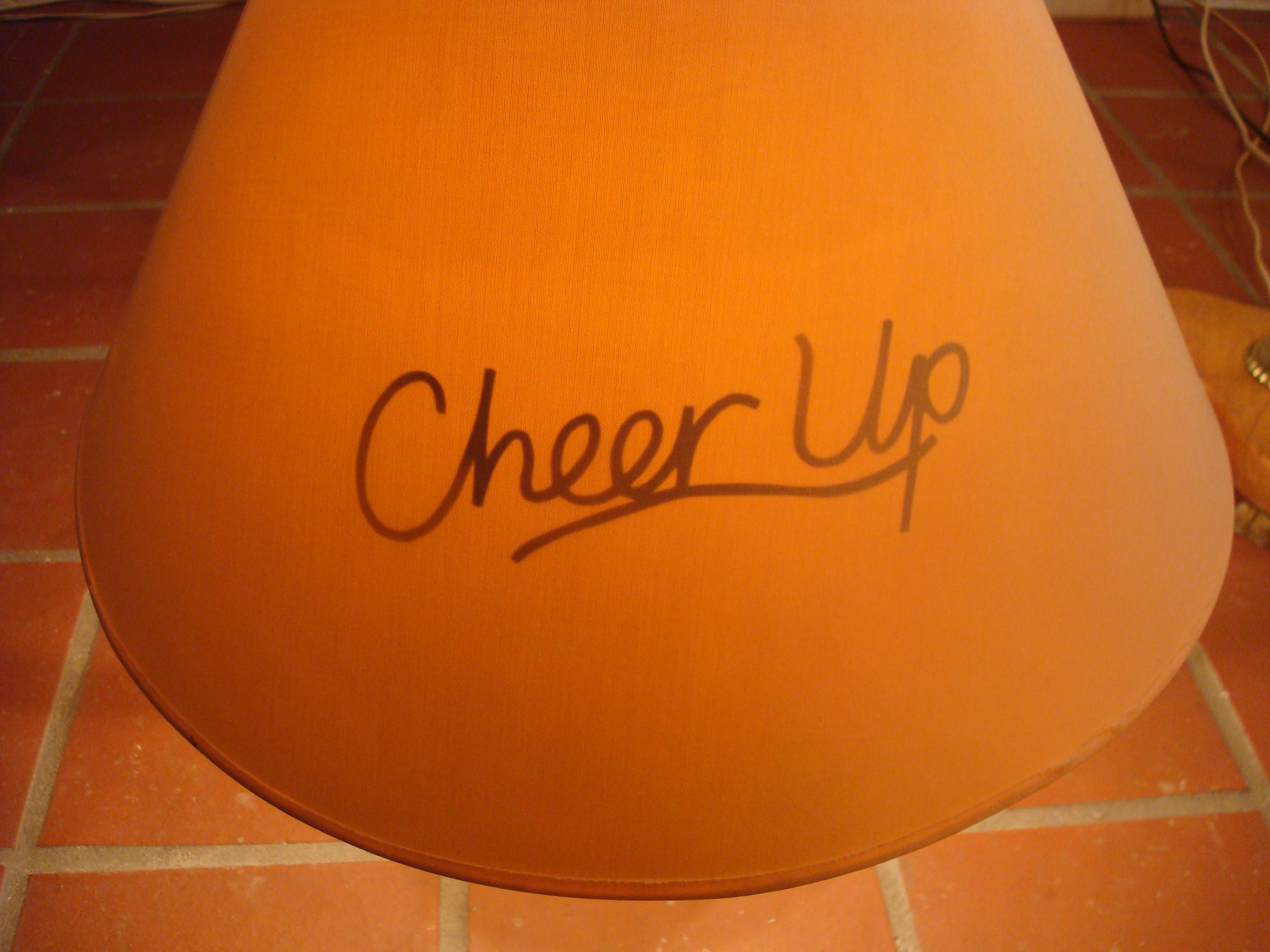 Cheer Up (detail)