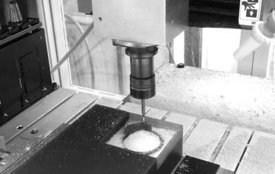 Machinable Wax for CNC Milling