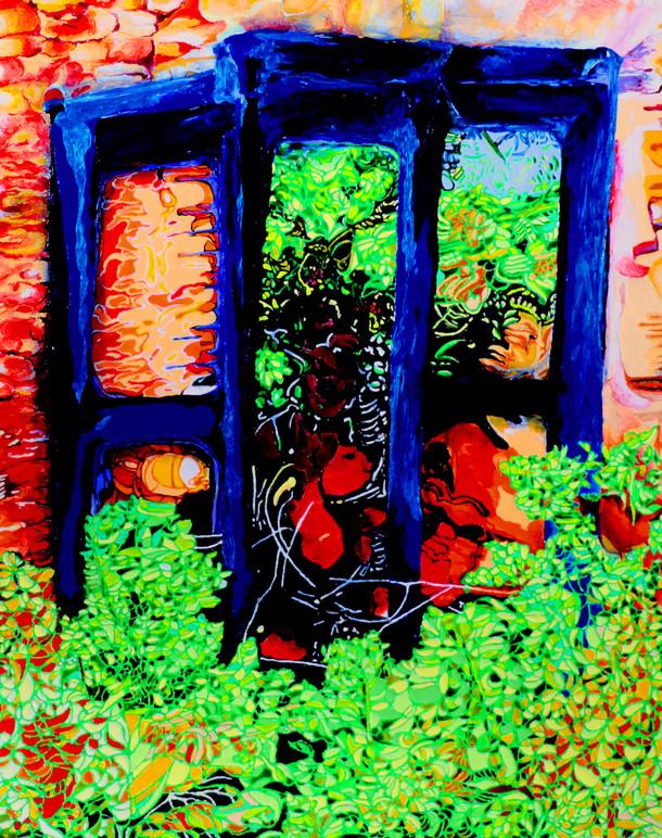 THROW THE SECRET WINDOW