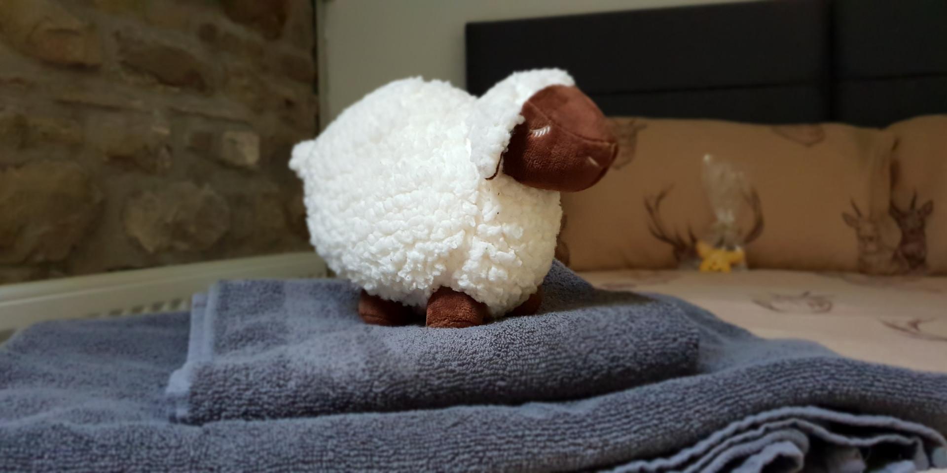 Mr Sheepy