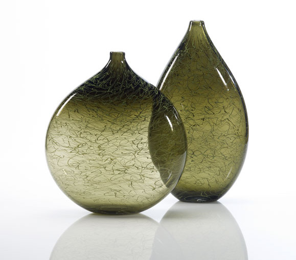 Marea vases in bronze