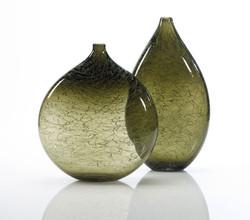 Marea vases in bronze