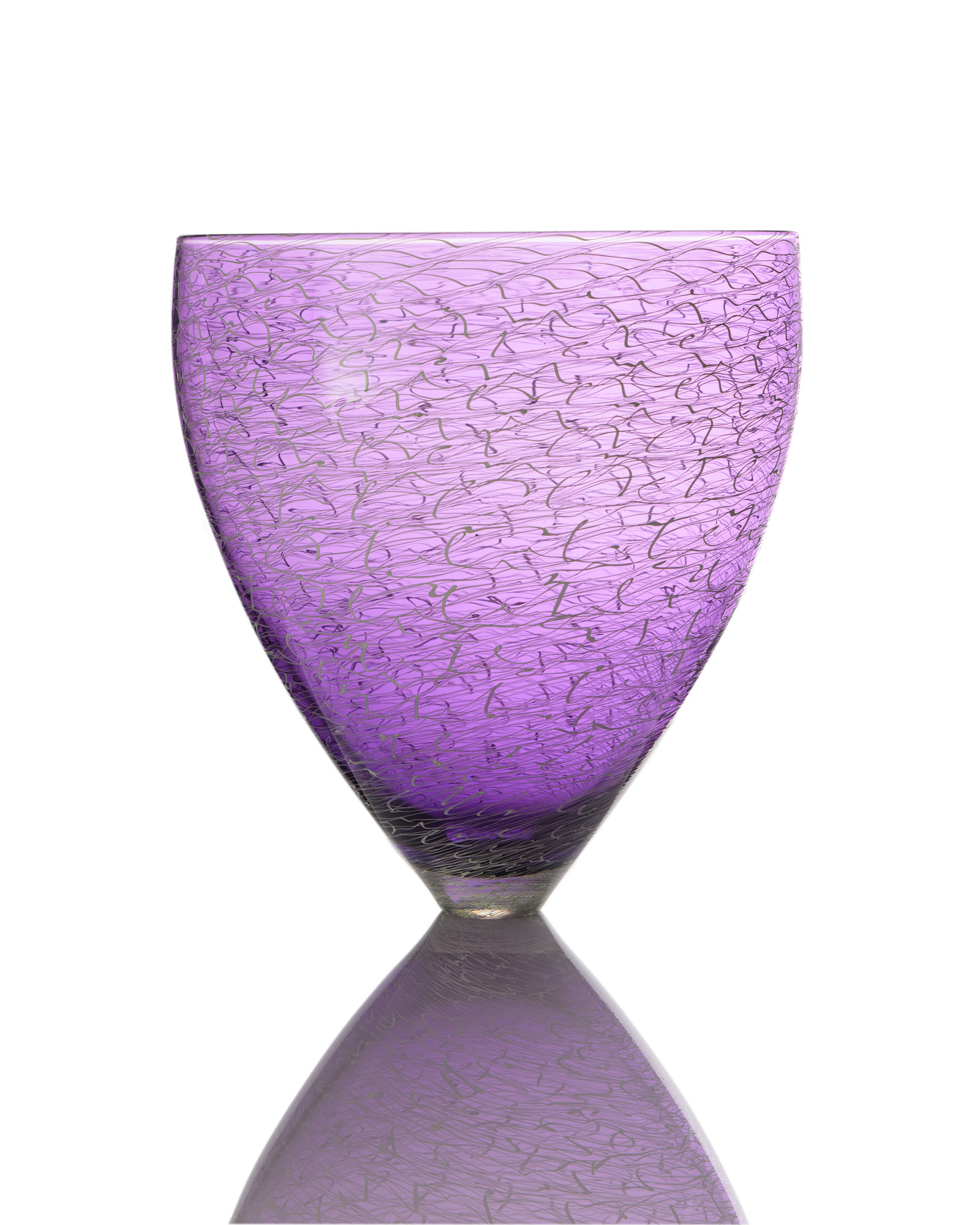 Marea Large Bowl - Hyacinth Purple_Seafoam