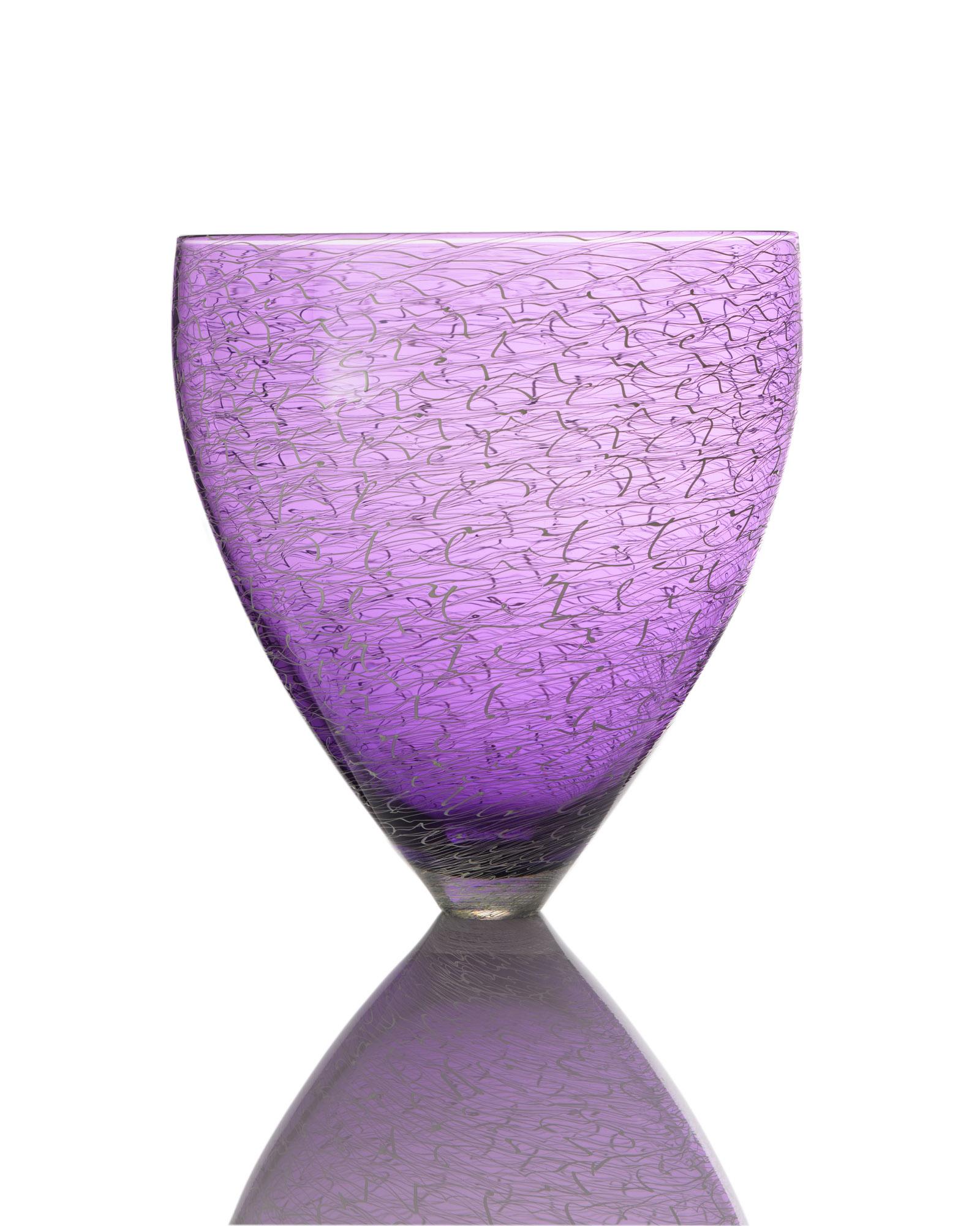 Marea Large Bowl - Hyacinth Purple_Seafoam