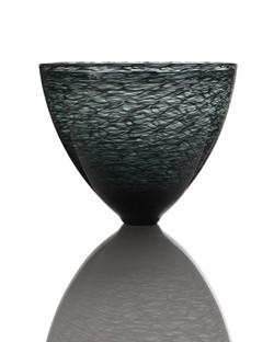 Marea Medium Bowl - Grey_Black