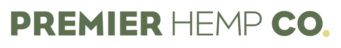 Premier Hemp co. Logo
