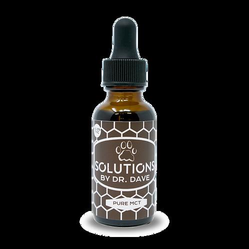Full Spectrum Pet Blend Tincture - 500mg CBD / 1 fl. Oz bottle