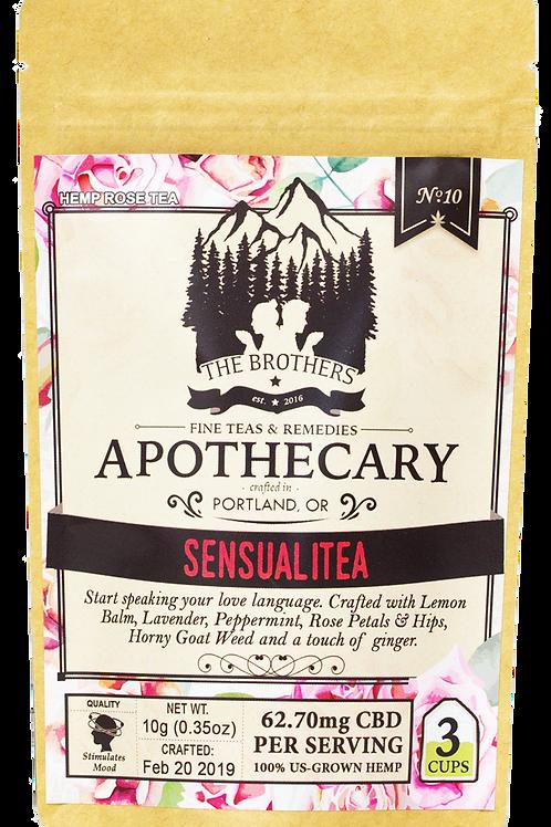 The Brothers Apothecary | Sensualitea | Hemp Tea