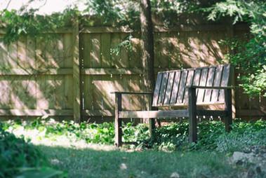 Yard Bench