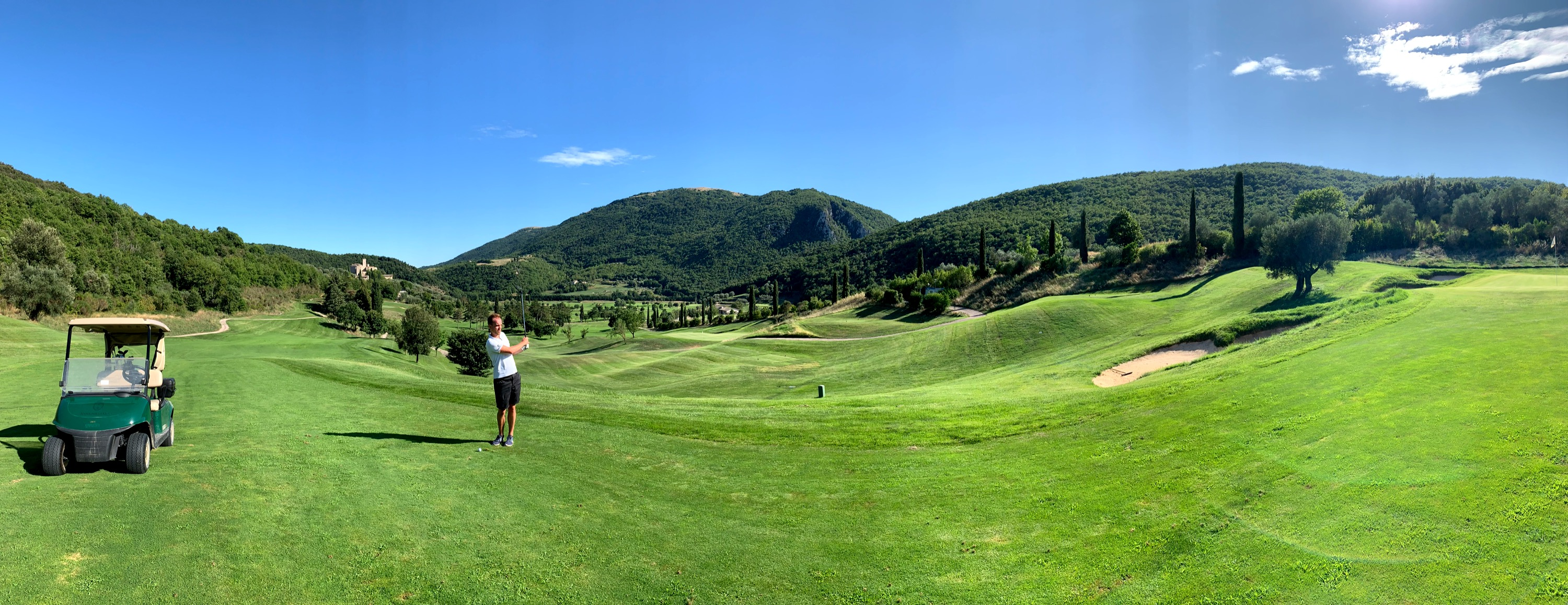 7th Hole at Antongnolla
