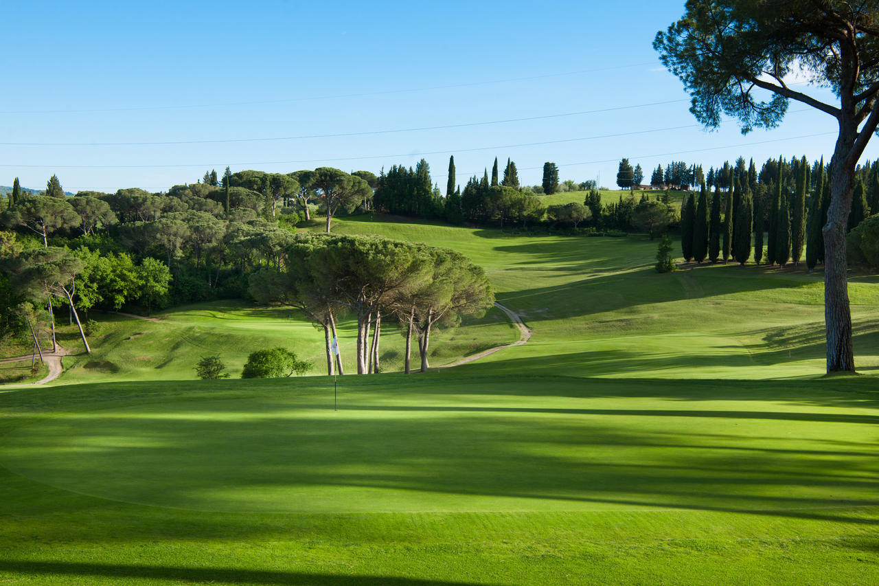 Golf Ugolino 3rd Hole