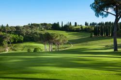 Golf Ugolino 3rd Hole