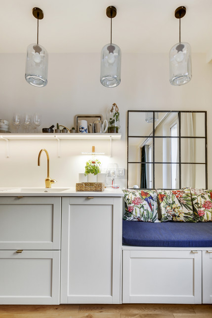 Coin banquette