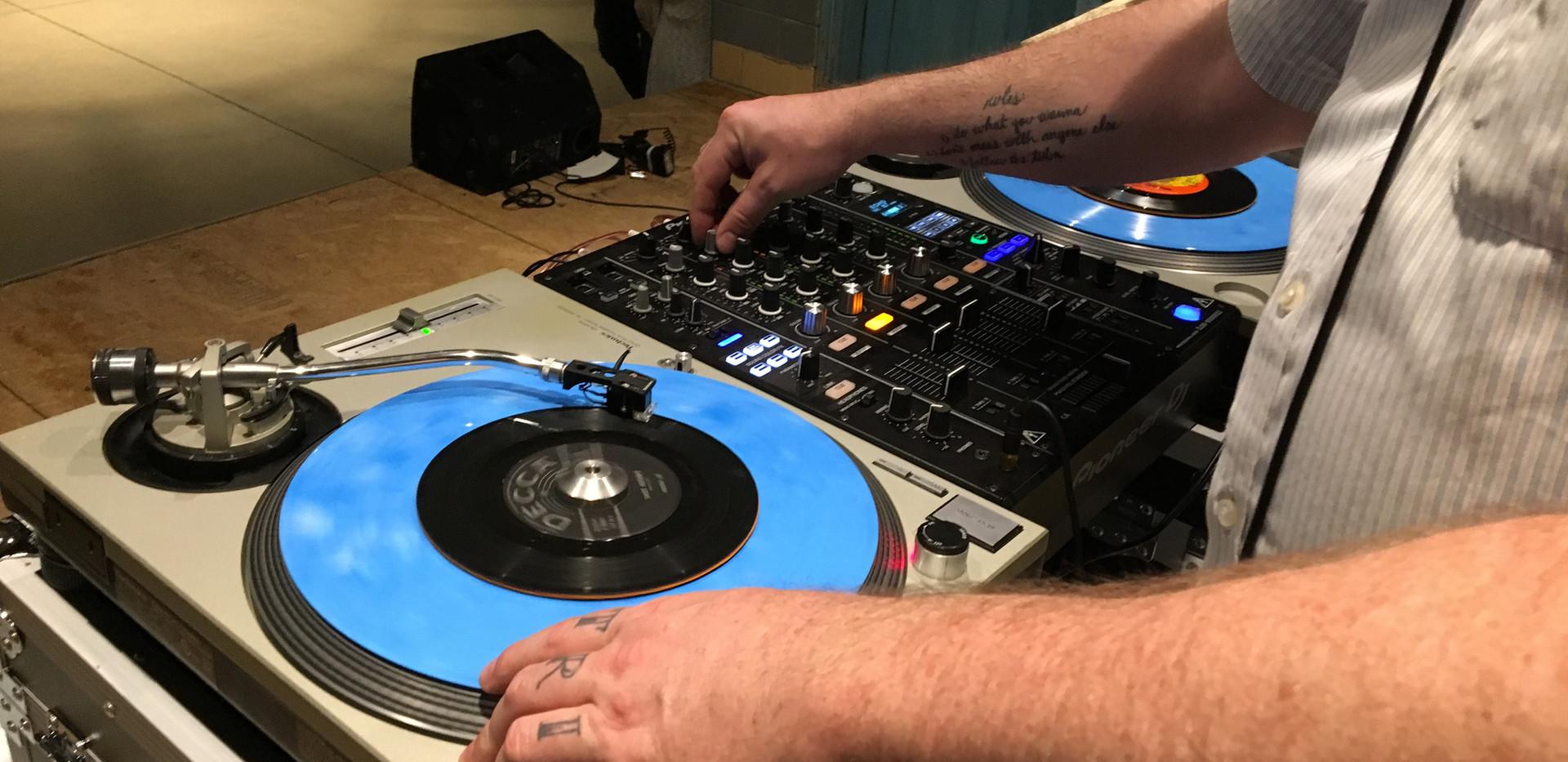 Breakaway Records DJ Trip