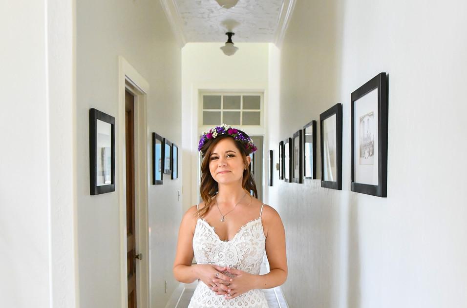 Halleyanna & Dustin Welch wedding