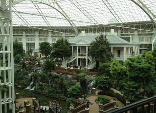 Places I've Played - Opryland Hotel Atrium