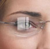 Entpiegelung Brillenglas