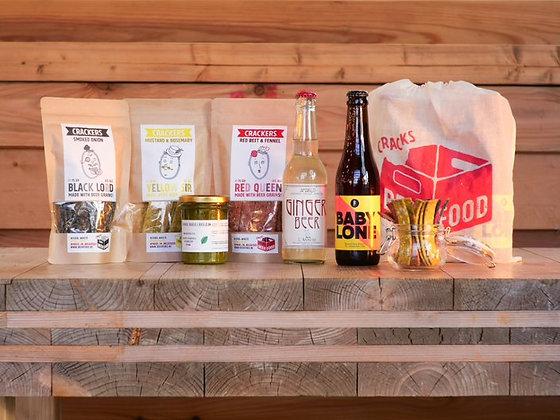 Food Pioneer Pack
