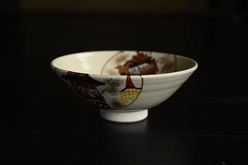 祇園祭 山鉾 抹茶碗 加藤邦起作