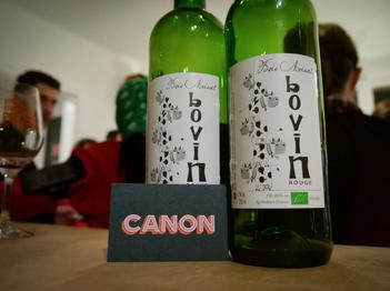 CANON x qonnect