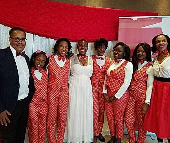 Africa Leadership Legacy launch in Zambi