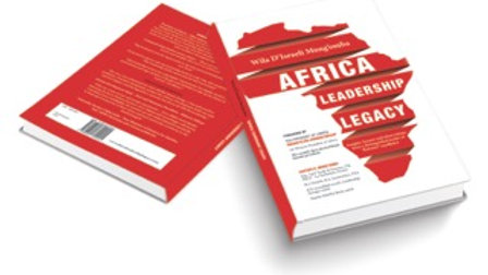Africa Leadership Legacy book by Chitupa Mung'omba