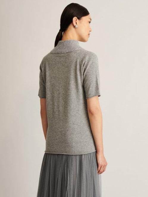 Pull grey Fabiana Filippi