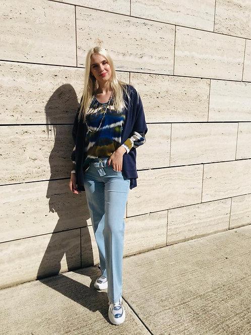Tess wide leg jeans Cambio