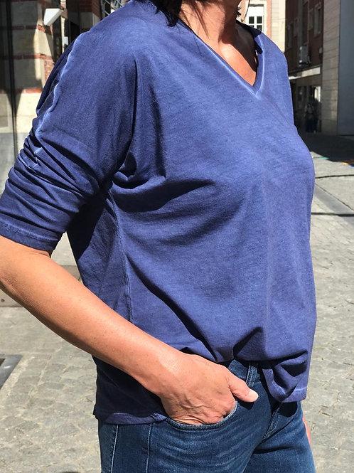 T-shirt 3/4 mouw Prune