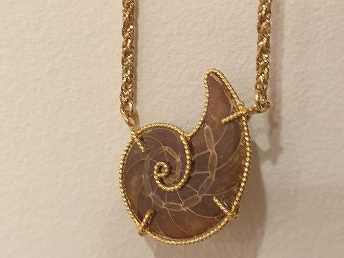 Kochi necklace short n° 16