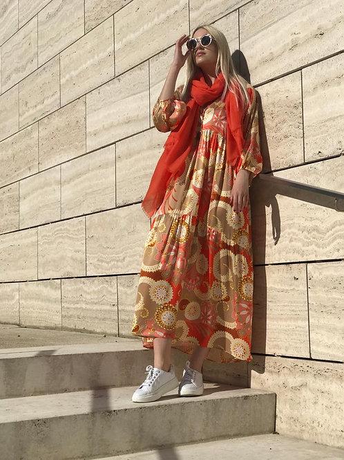 Harper dress DK