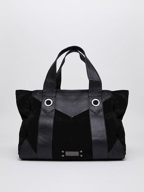 Clio Doros Monochrome handbag