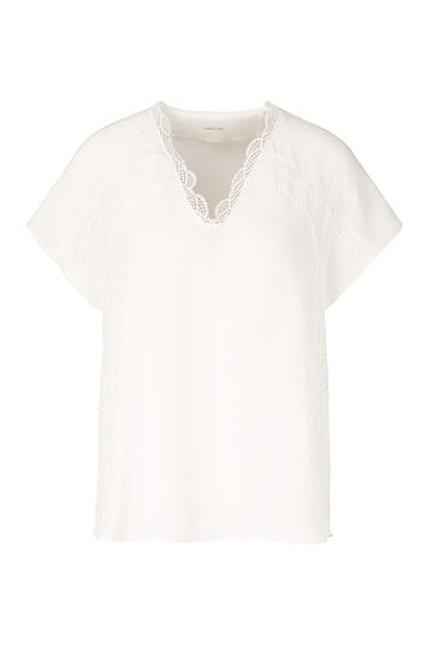 Ecru blouseshirt Marccain