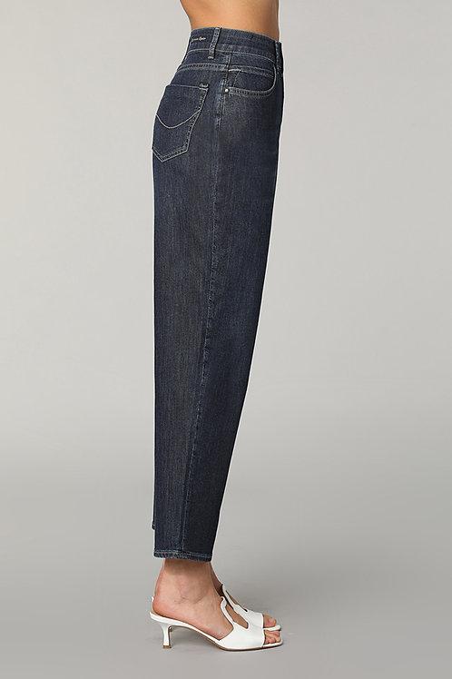 Carrot jeans dark Cig