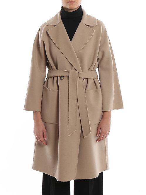 Reversible wool coat MM