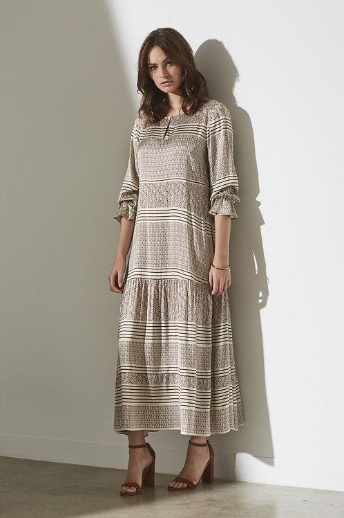 Loloo lange jurk Xandres