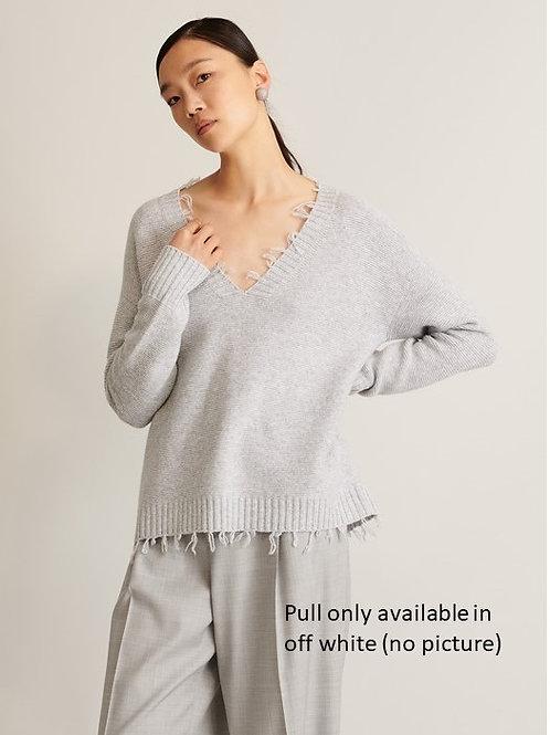 Off white sweater Fabiana Filippi