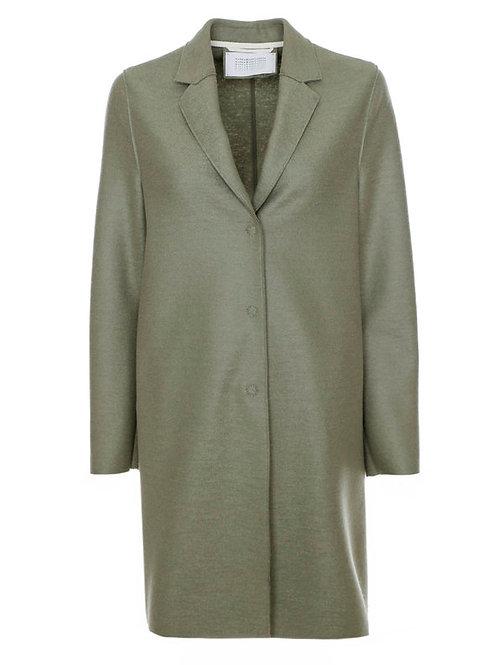 Cocoon coat sage HWL