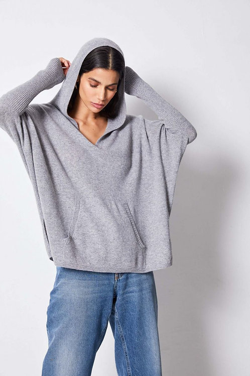 Cashmere hoodie NS