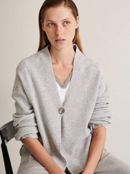 Grey cardigan Fabiana Filippi