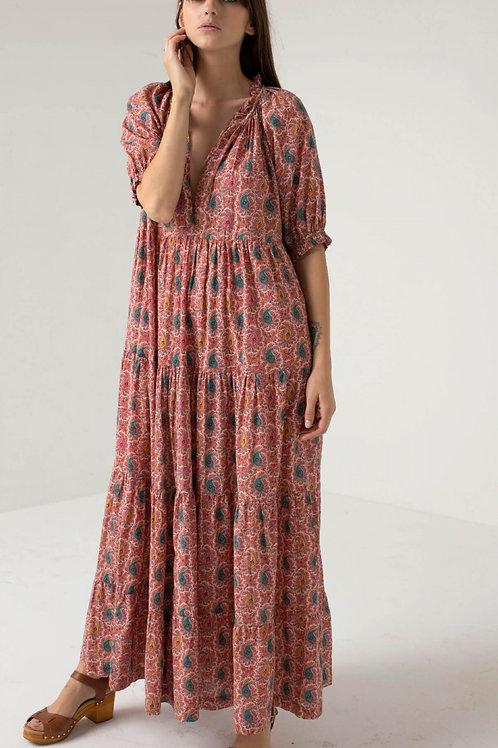 Akemi maxi-dress CJ