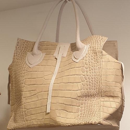 Medium Bag beige Let&Her
