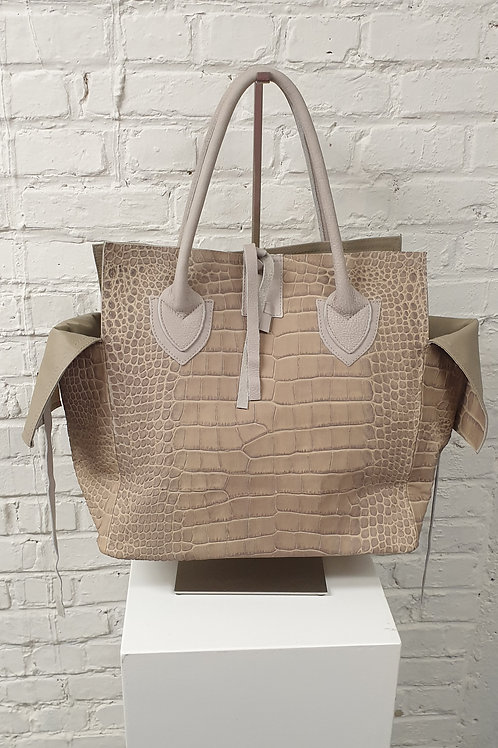 Medium Bag Beige
